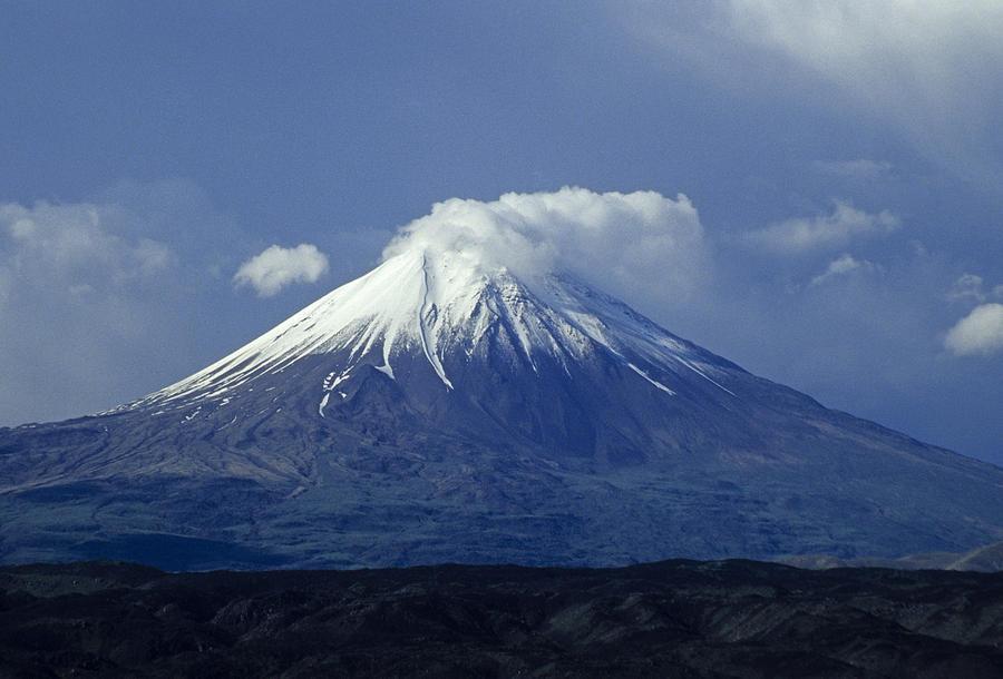 Mt.+Ararat+Volcano Little Mount Ararat by Michele Burgess