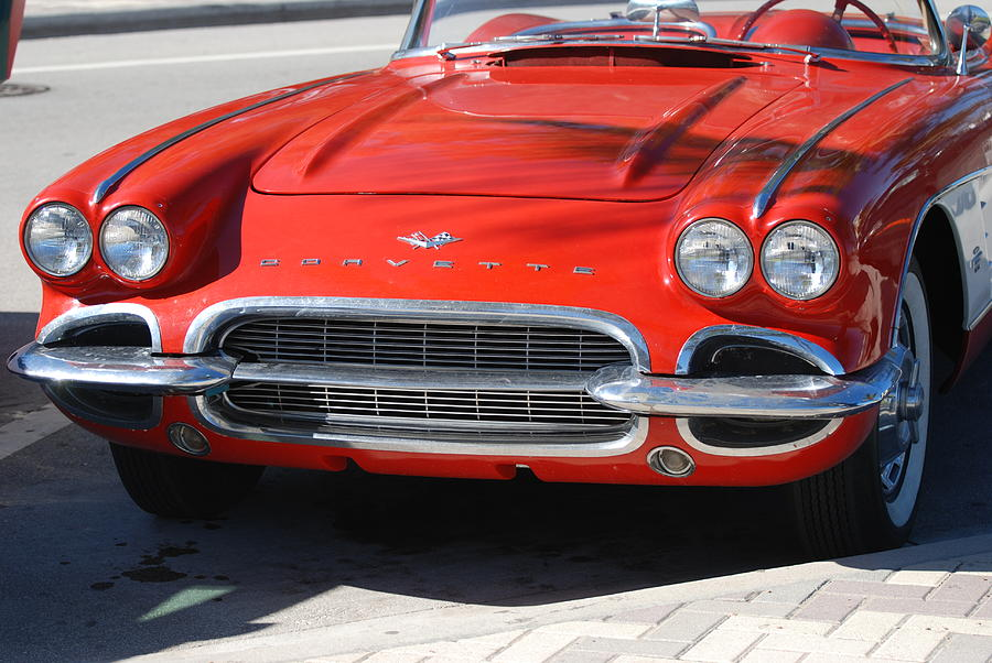red corvette by rob hans little red corvette photograph little red. Cars Review. Best American Auto & Cars Review