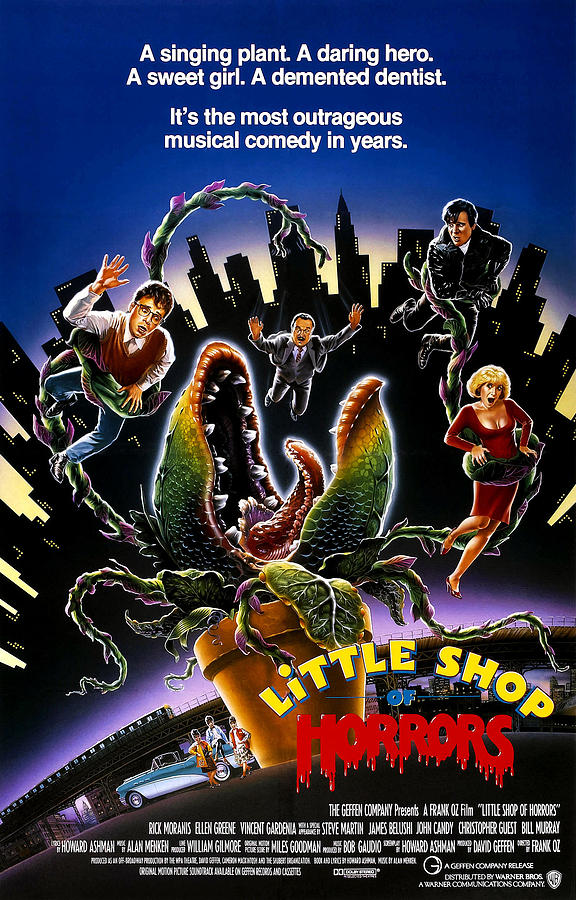 Little Shop Of Horrors, Rick Moranis Photograph  - Little Shop Of Horrors, Rick Moranis Fine Art Print