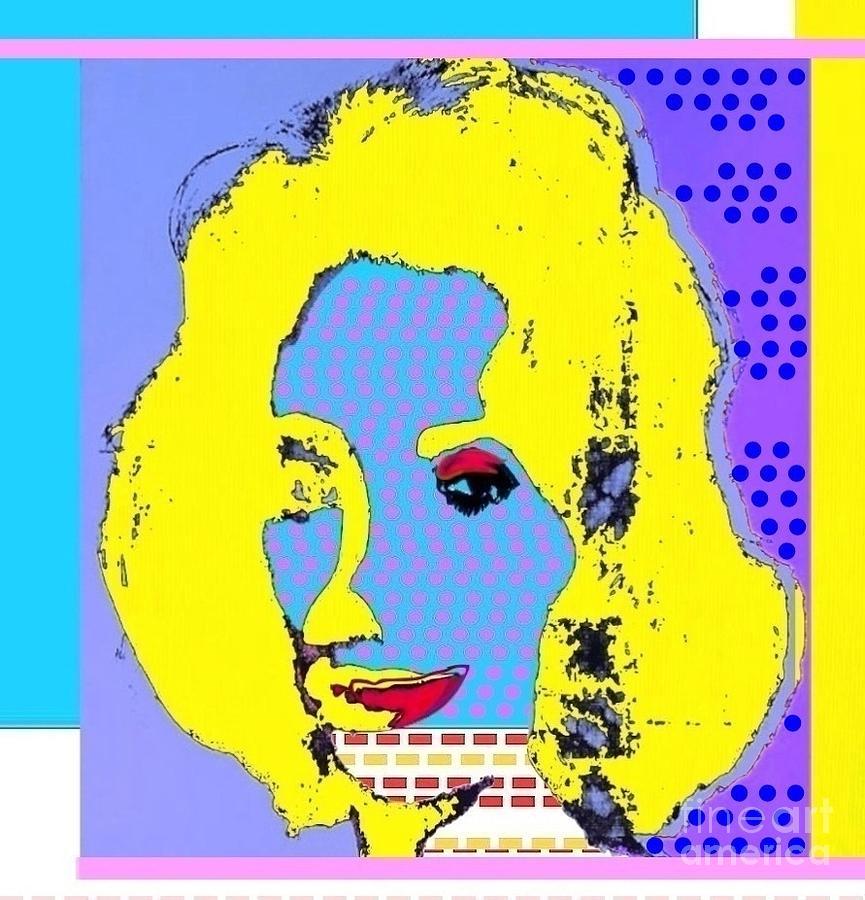 Elizabeth Taylor Digital Art - LIZ by Ricky Sencion