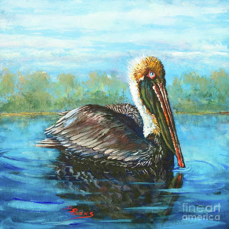 Lobservateur Painting