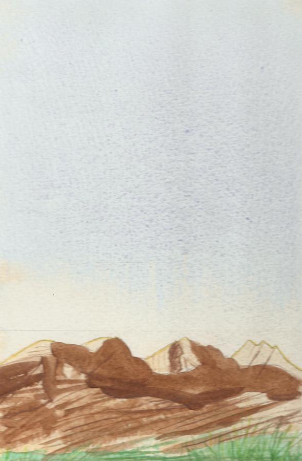 Loch Torridon Painting