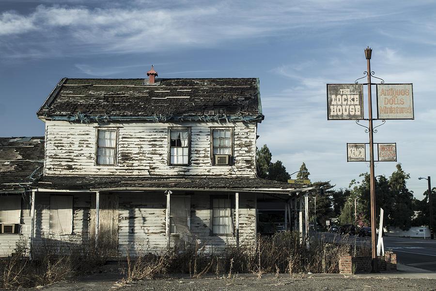 Locke House Photograph