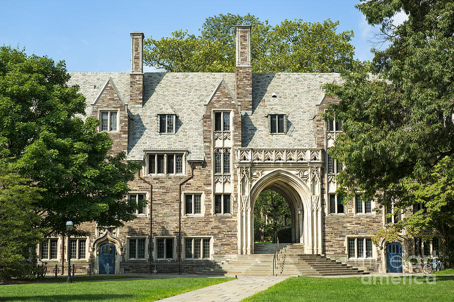 Lockhart Hall Princeton  Photograph