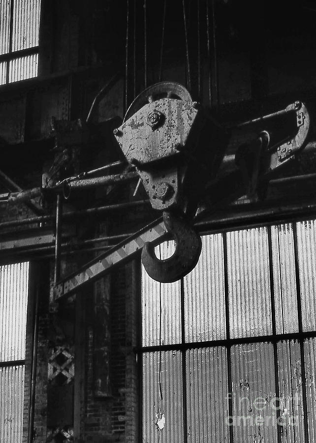 Locomotive Hook Photograph