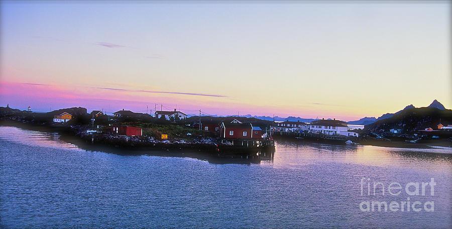 Lofoten Holmen. Lofots Island. Norway. Photograph