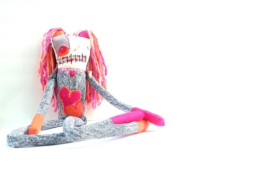 Lollipop The Zombie Raver Sculpture