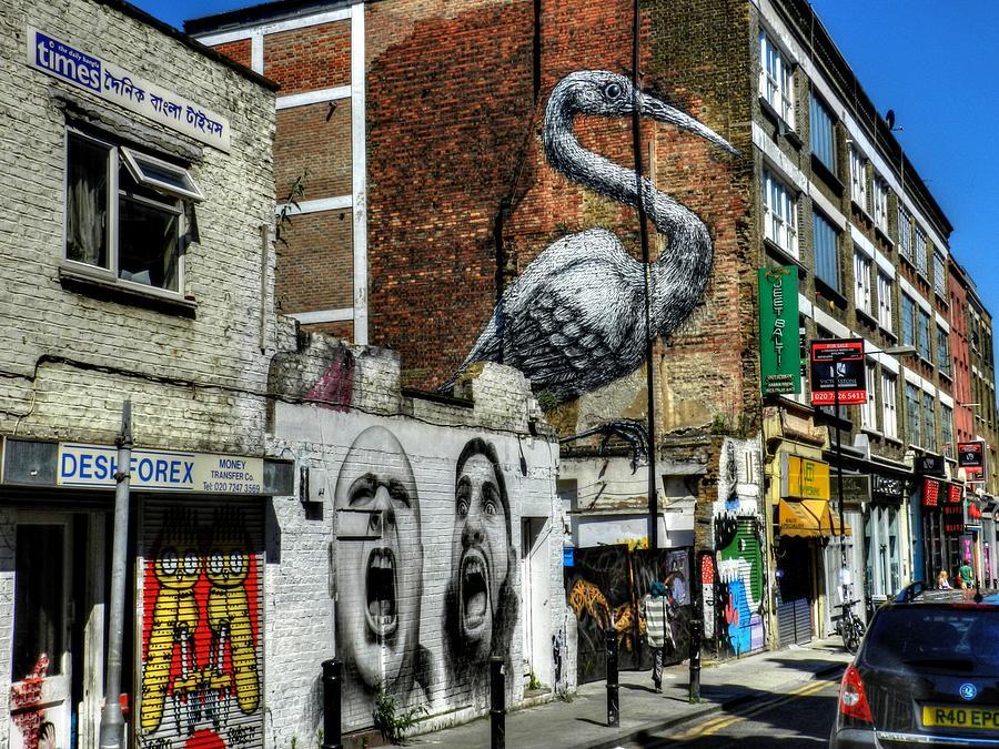 London 127 Photograph