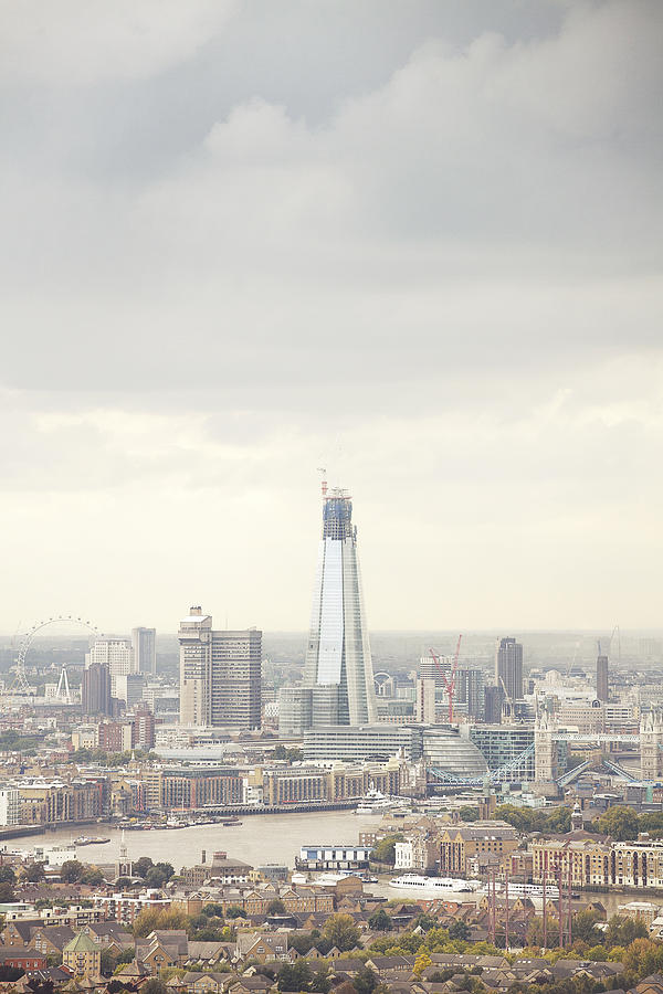 London Cityscape Photograph  - London Cityscape Fine Art Print