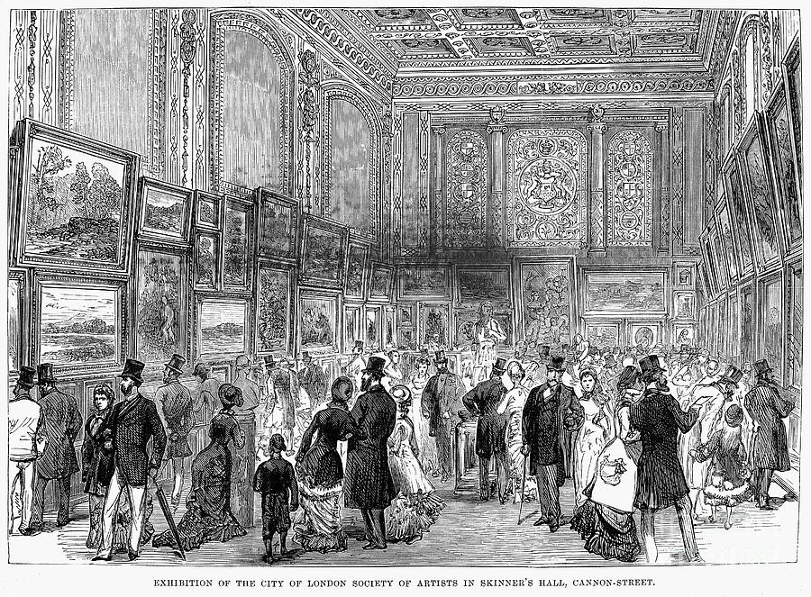 London: Exhibition, 1880 Photograph