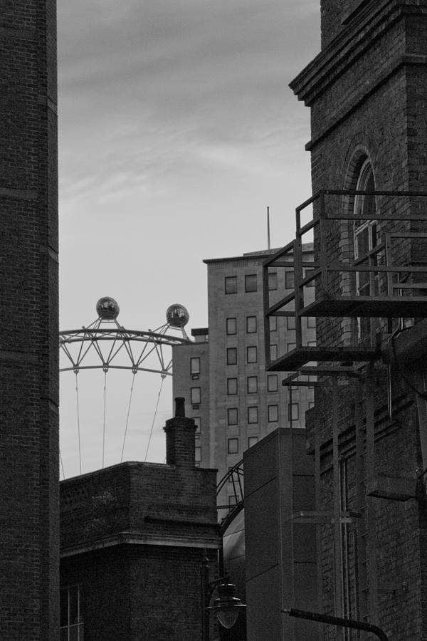 London Old And New Photograph