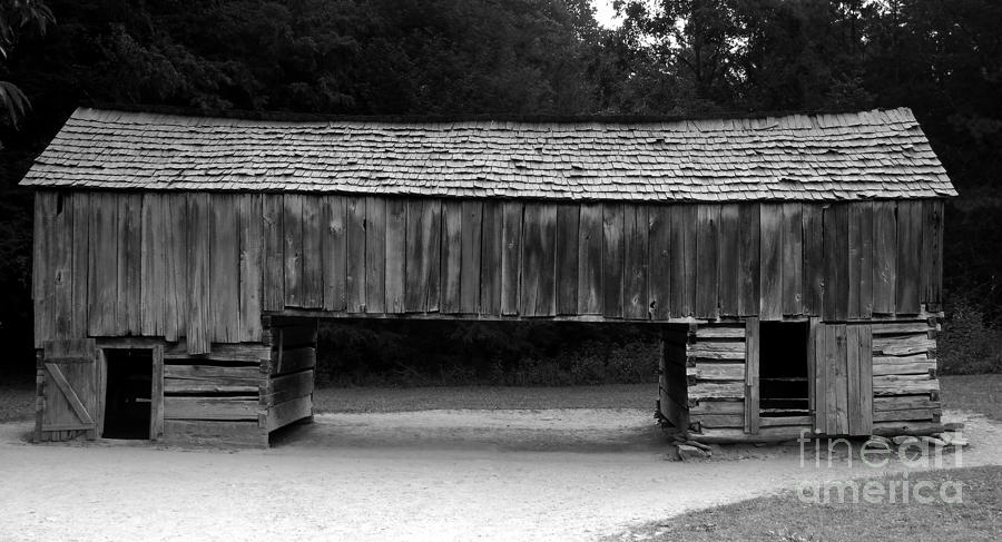 Long Barn Photograph