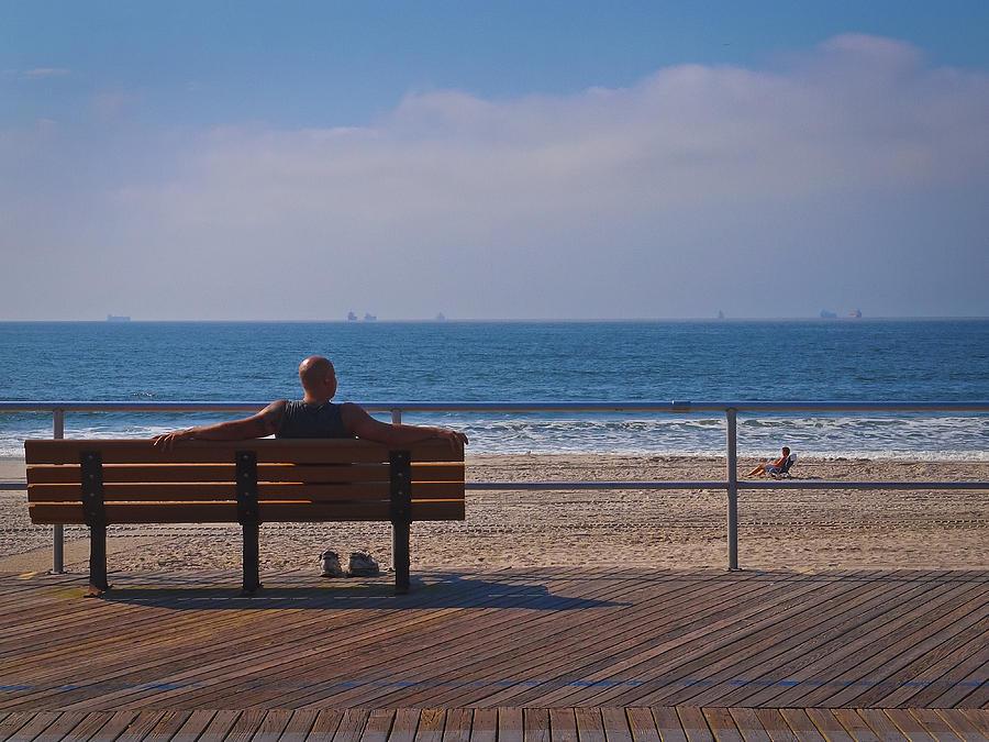 Long Beach Photograph