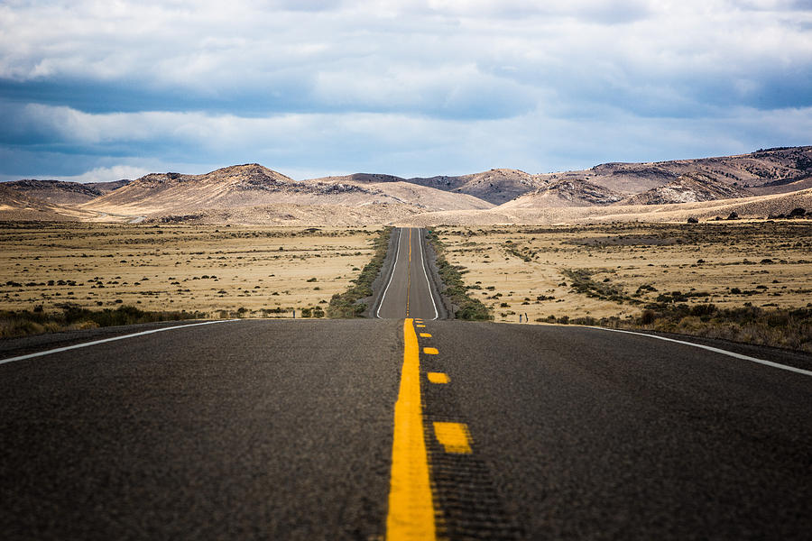 long straight road - photo #4