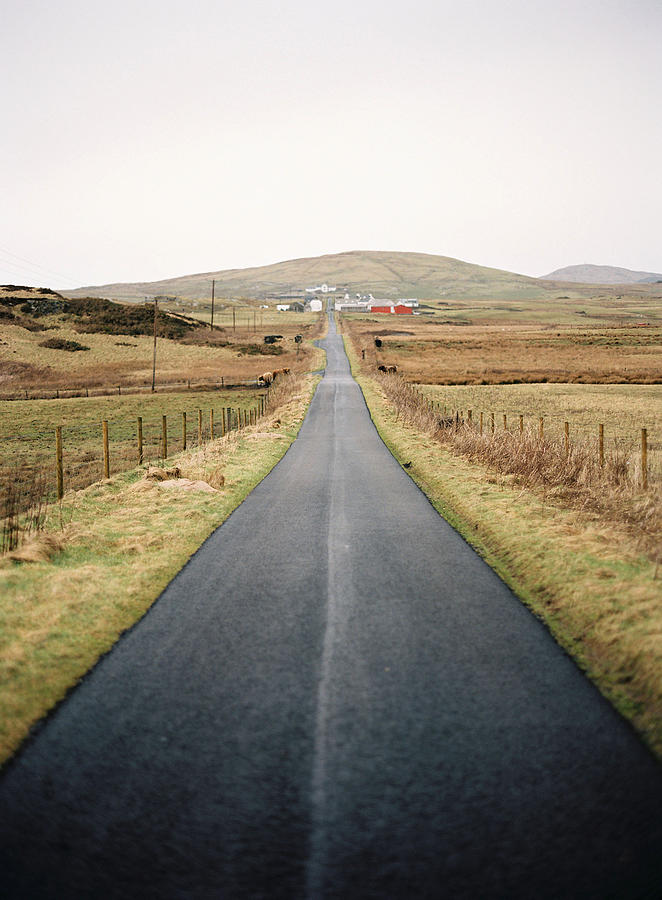 long straight road - photo #9