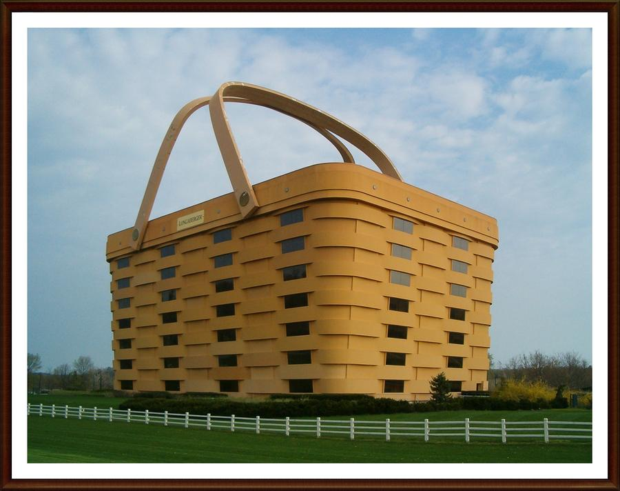 Longaberger Basket Company Photograph