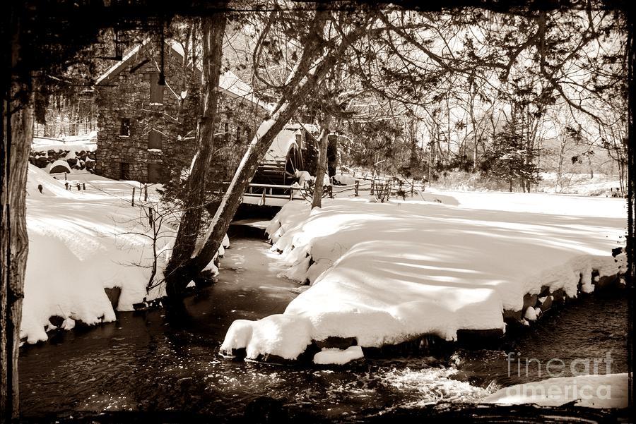 Longfellows Mill Photograph
