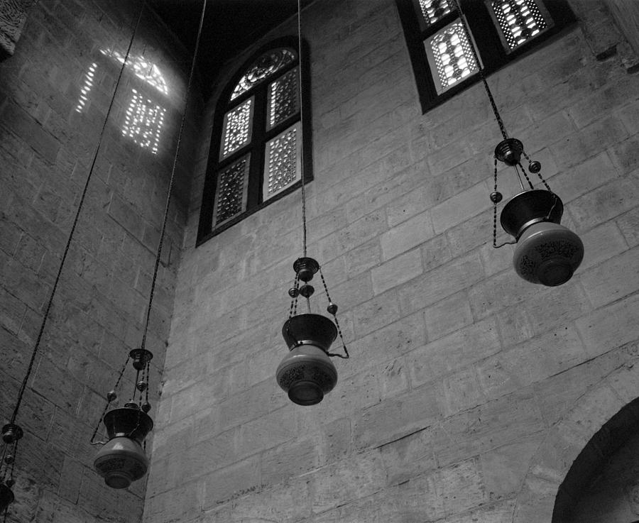 Mosque Photograph - Look To Above by Bernice Williams
