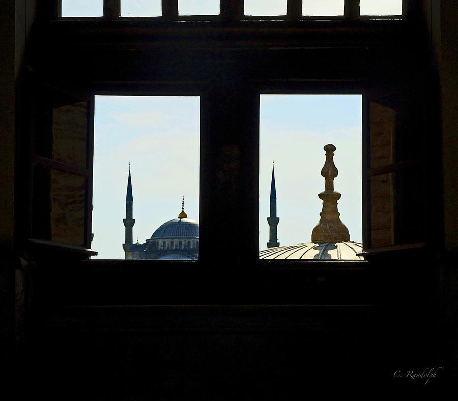 Hagia Sophia Photograph - Looking East by Cheri Randolph