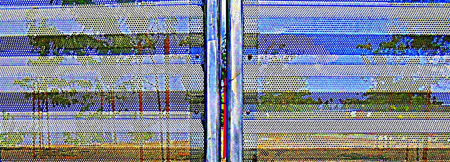 Looking Through The Gate Photograph  - Looking Through The Gate Fine Art Print