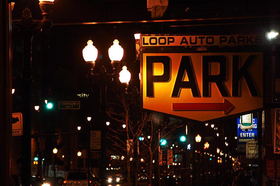 Loop Auto Park Photograph