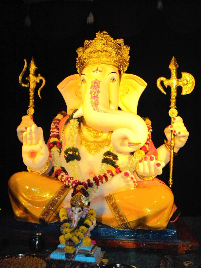 Lord Ganapati Photograph