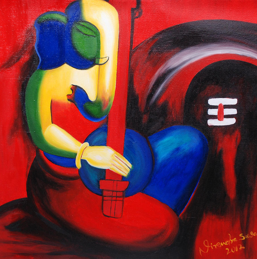 ganesha paintings modern art - photo #23