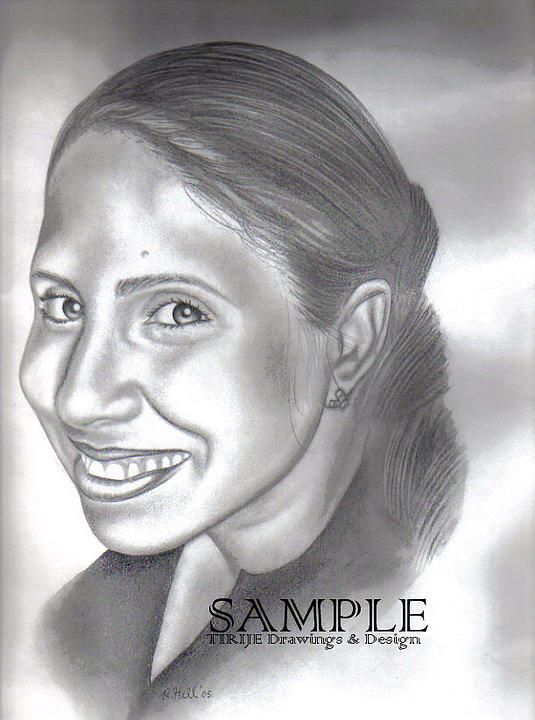 Lorna Villanueva Drawing