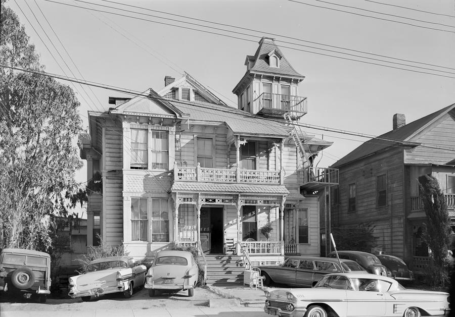 Los Angeles, 238 South Bunker Hill Photograph