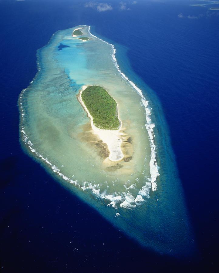 Losiep Atoll Photograph