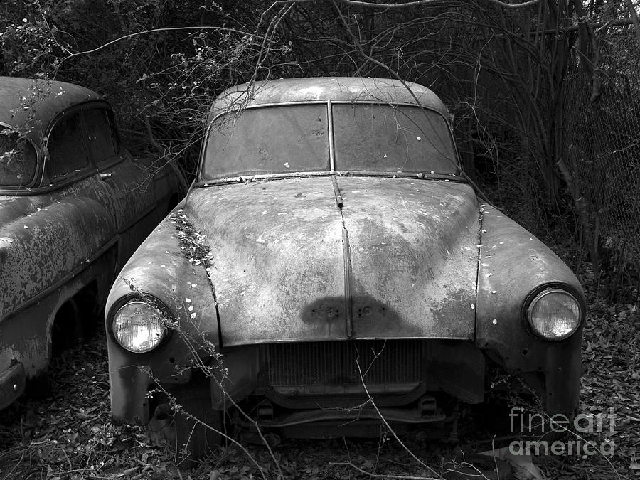 Lost Chevy Photograph  - Lost Chevy Fine Art Print