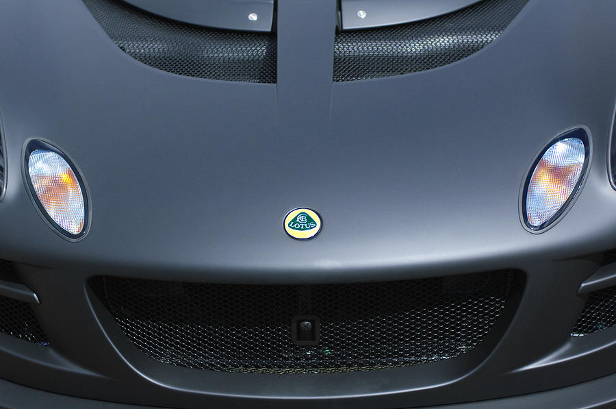 Lotus Front End Photograph