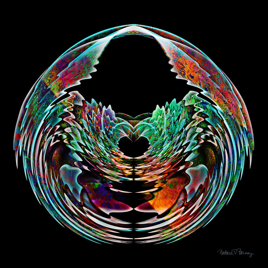 Lotus In A Bowl Digital Art