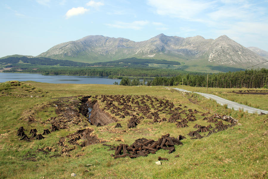 Lough Inagh Valley Photograph