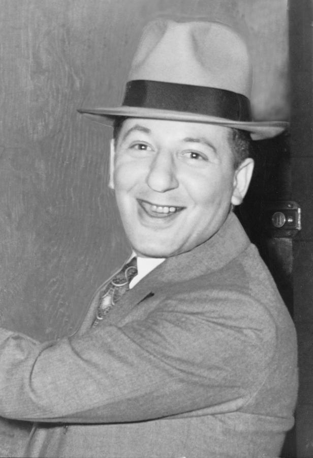 Louis Lepke Buchalter 1887-1944 Photograph