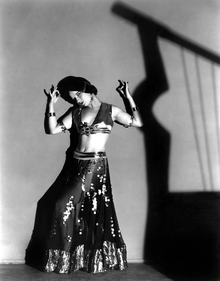 Louise Brooks As A Denishawn Dancer Photograph