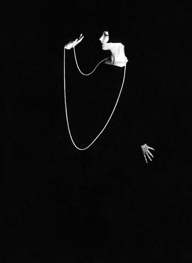 Louise Brooks, Photo By Ruth Harriet Photograph