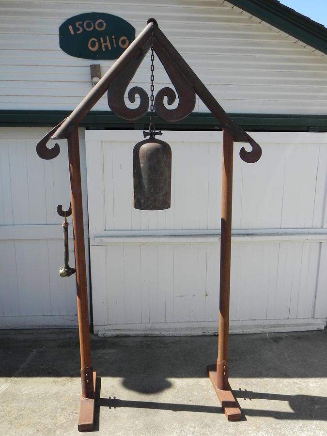 Love Bell Sculpture