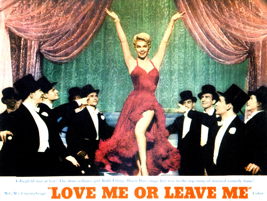 Love Me Or Leave Me, Doris Day, 1955 Photograph