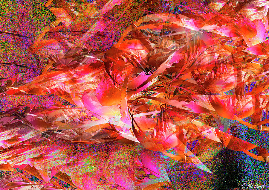 Loves Whirlwind Digital Art