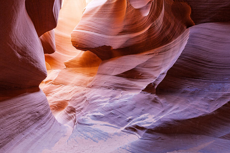 Lower Antelope Canon Photograph  - Lower Antelope Canon Fine Art Print