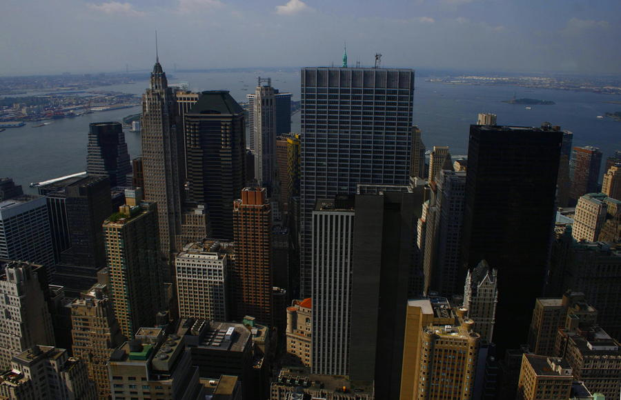 Lower Manhattan Photograph