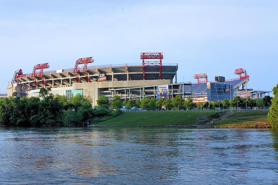Lp Field Nashville Tennessee Photograph