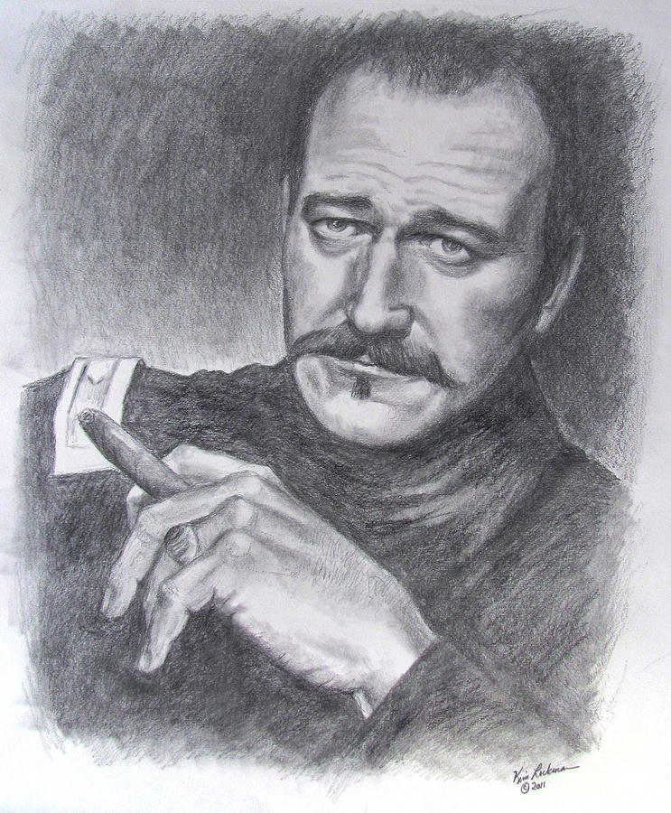 Lt. Col. Yorke Drawing