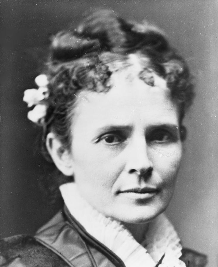 Lucretia Garfield 1832-1918, First Lady Photograph