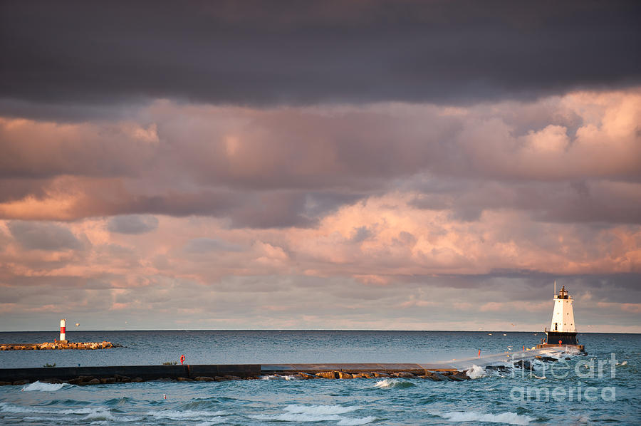 Ludington Photograph  - Ludington Fine Art Print