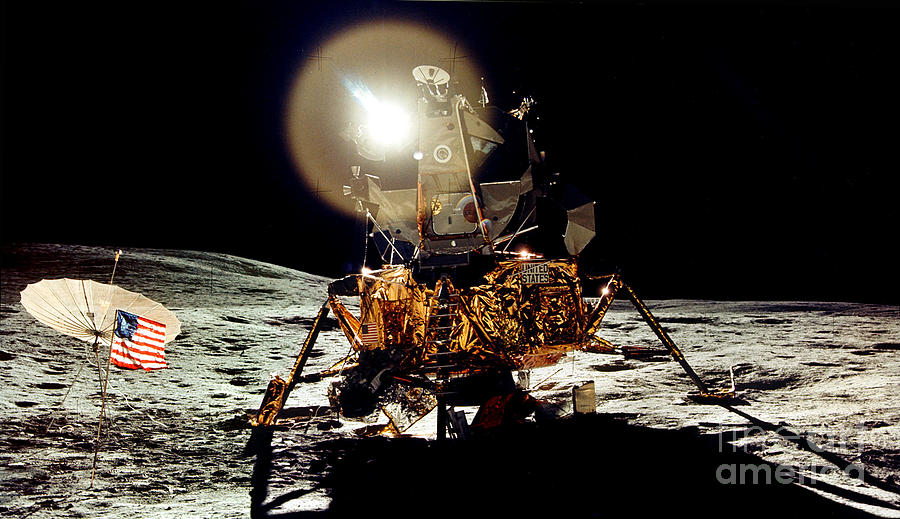 apollo 14 lunar module - photo #11