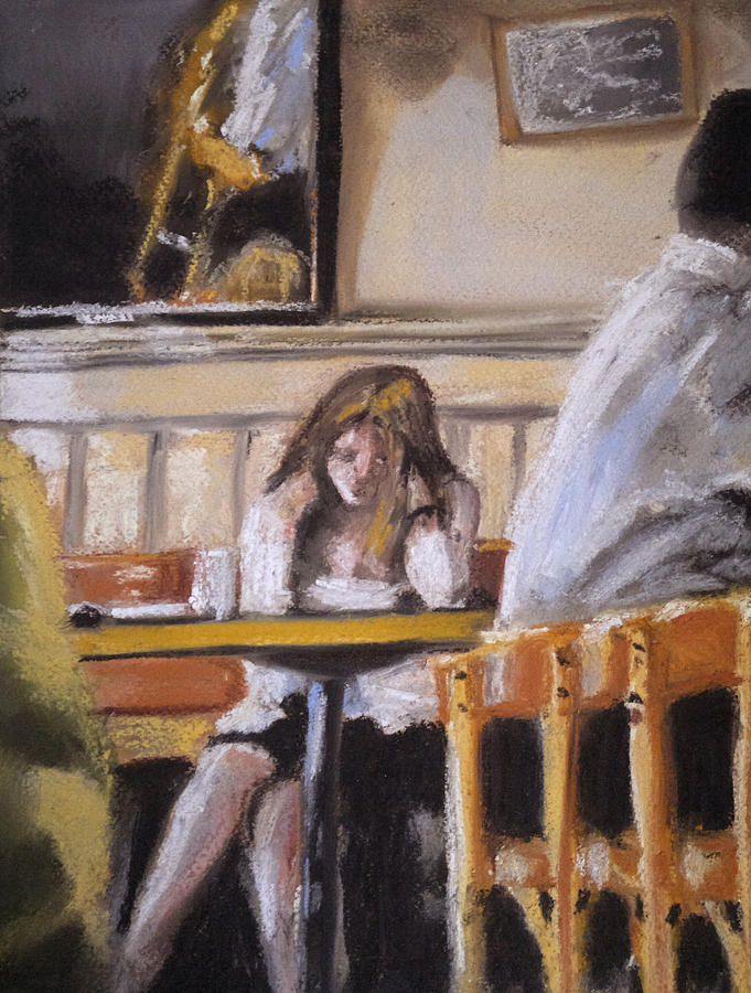 Lunch Hour Pastel