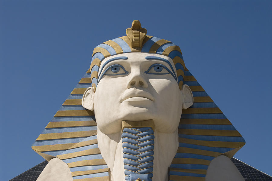 Luxor Sphinx II Photograph