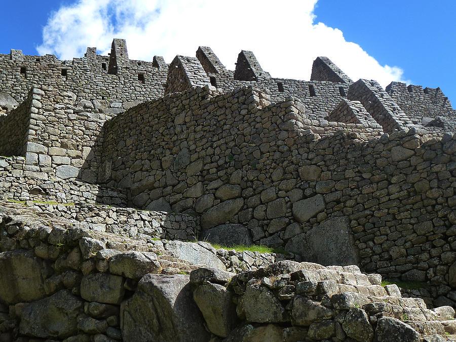 Machu Picchu Peru 12 Photograph